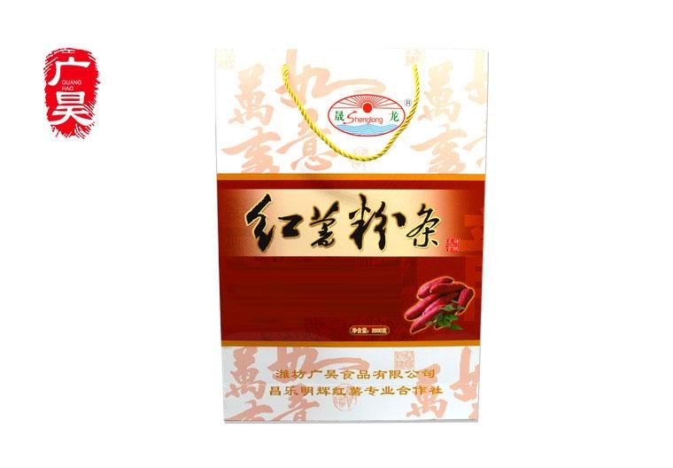 北京红薯粉条粉丝代工厂